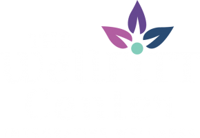 The WellFITT Center Logo WHITE